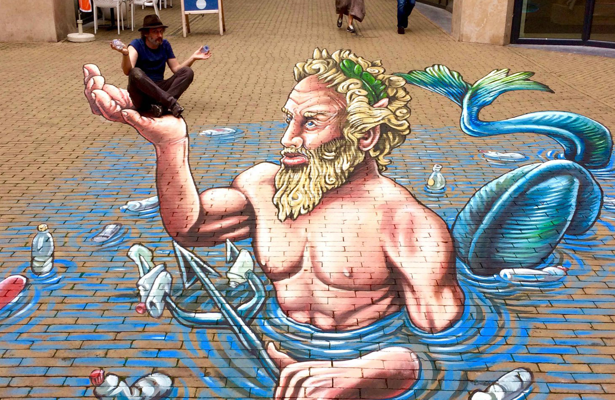 Climate Street Painting Festival Zwolle